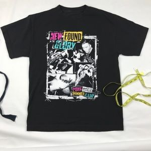 Other - • New Found Glory shirt • Warp tour 2016!